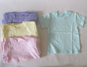 Pima Cotton children shirts