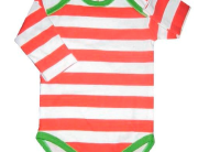 Baby bodysuits 100% Pima Cotton